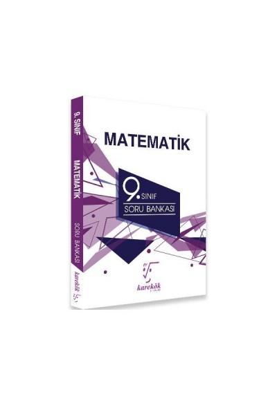 Karekök 9. Sınıf Matematik Soru Bankası (Yeni)