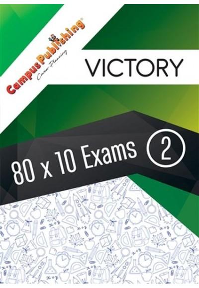 YKS Dil 12 - Victory 80x10 Deneme Sınavları 2