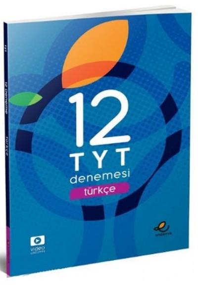 Endemik TYT Türkçe Video Çözümlü 12 Deneme (Yeni)
