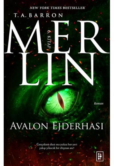Merlin 6. Kitap Avalon Ejderhası