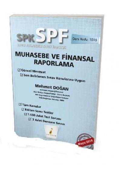 SPK SPF Muhasebe ve Finansal Raporlama Konu Anlatımlı Soru Bankası