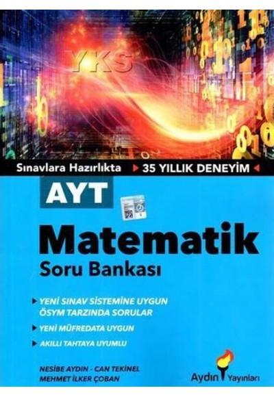 Aydın AYT Matematik Soru Bankası Yeni