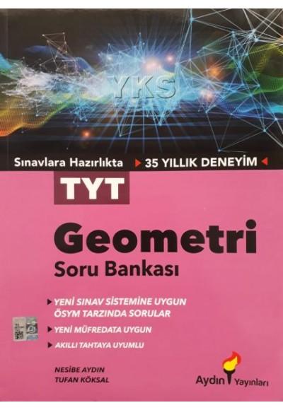 Aydın TYT Geometri Soru Bankası Yeni