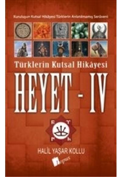 Heyet 4 Türklerin Kutsal Hikayesi