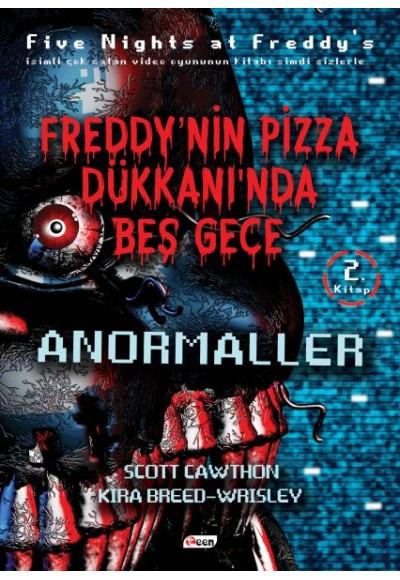 Freddy'nin Pizza Dükkanında Beş Gece 2