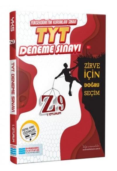 Evrensel TYT Z9 Video Çözümlü Deneme Sınavı