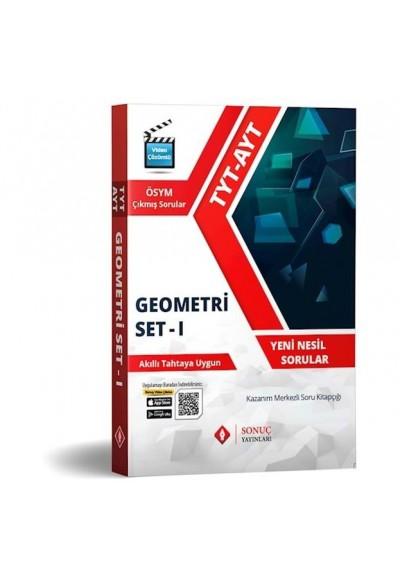 Sonuç TYT AYT Geometri Set 1 ÖSYM Çıkmış Sorular Yeni