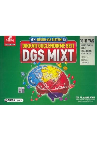 Dikkat Güçlendirme Seti DGS Mixt 10 11 Yaş