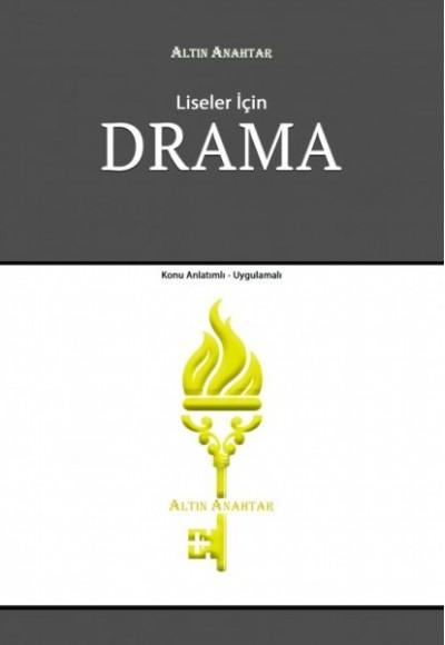Altın Anahtar Drama (Liseler İçin)