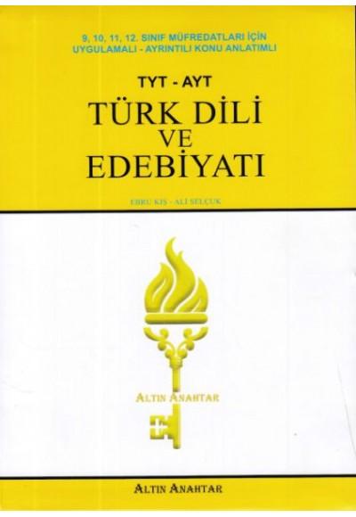 Altın Anahtar TYT AYT Türk Dili ve Edebiyatı Yeni
