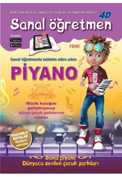 Danik Sanal Öğretmen Piyano