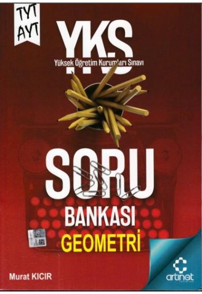 Artınet YKS TYT AYT Geometri Soru Bankası