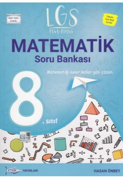 Etkin LGS 8. Sınıf Matematik Soru Bankası (Yeni)