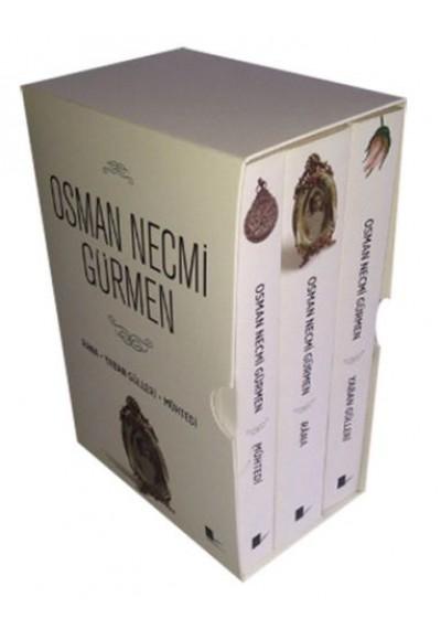 Osman Necmi Gürmen Seti 3 Kitap Takım Kutulu