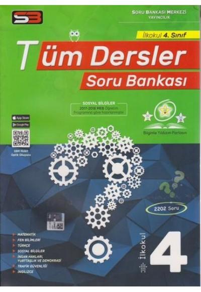 SBM 4. Sınıf Tüm Dersler Soru Bankası Yeni