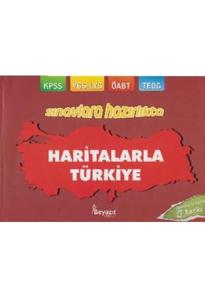 Haritalarla Türkiye Açıklamasız