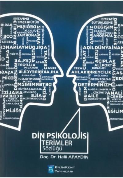 Din Psikolojisi Tesimler Sözlüğü