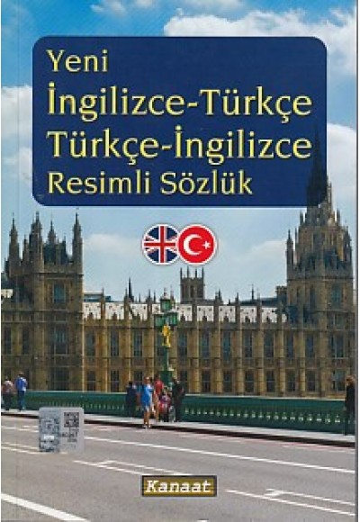Yeni İngilizce-Türkçe / Türkçe-İngilizce Resimli Sözlük