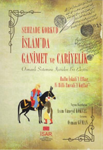 İslam da Ganimet ve Cariyelik