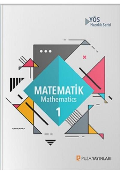 Puza YÖS Matematik 1 İADESİZ