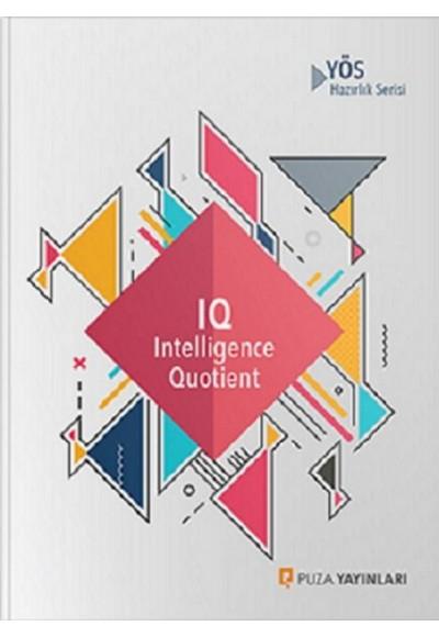 Puza YÖS IQ Intelligence Quotient İADESİZ