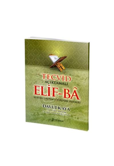 Tecvid Açıklamalı Elifba