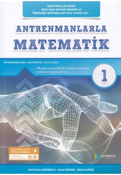 Antrenmanlarla Matematik 1 (Yeni)