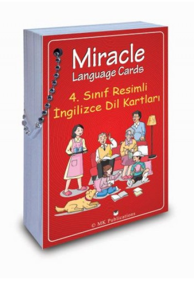 Miracle Language Cards Grade Four