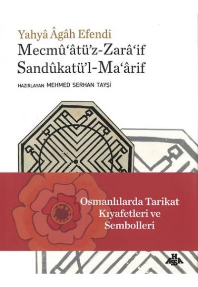 Yahya Agah Efendi Mecmu'atü'z-Zara'if Sandukatü'l-Ma'arif (Ciltli)