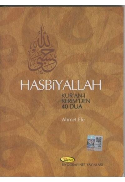 Hasbiyallah Kur'an ı Kerim'den 40 Dua