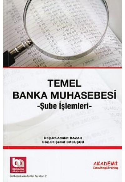 Temel Banka Muhasebesi - Şube İşlemleri