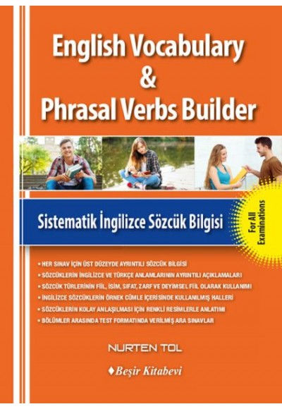 English Vocabulary Phrasal Verbs Builder