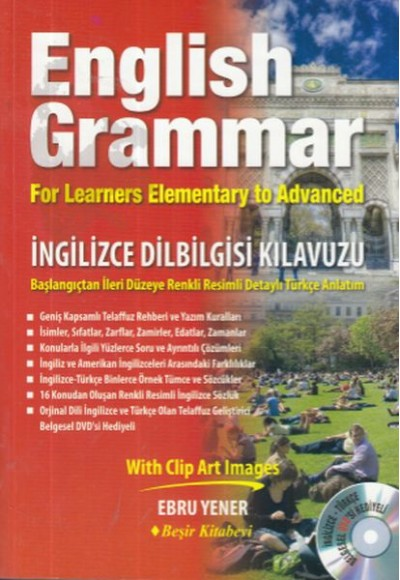 English Grammar İngilizce Dilbilgisi Kılavuzu CD'li