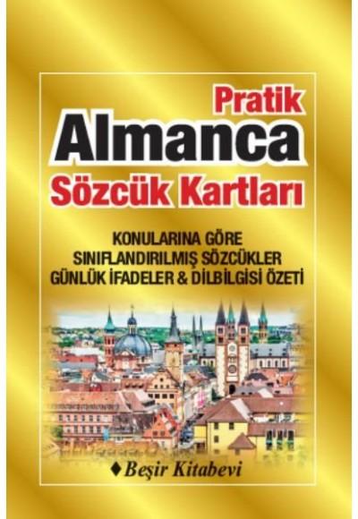 Beşir Pratik Almanca Sözcük Kartları