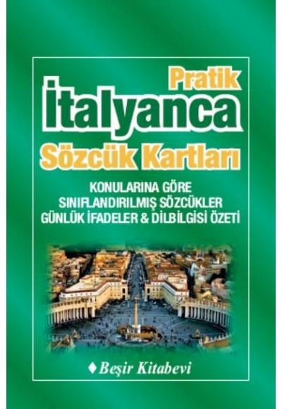 Beşir Pratik İtalyanca Sözcük Kartları