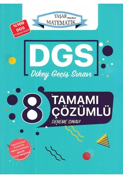 DGS Yaşar Hocayla Matematik Tamamı Çözümlü Deneme Sınavı Yeni