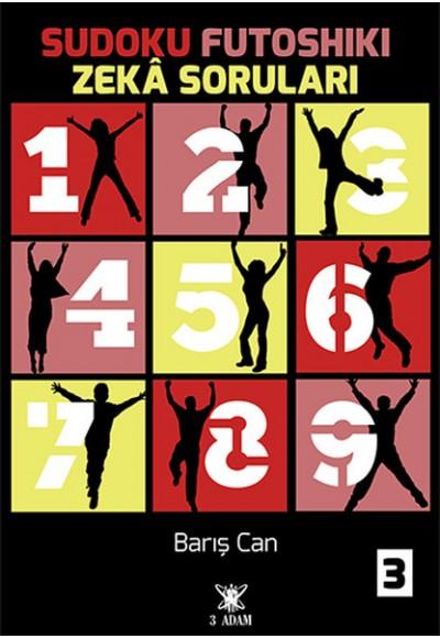 Sudoku Futoshiki Zeka Soruları 3