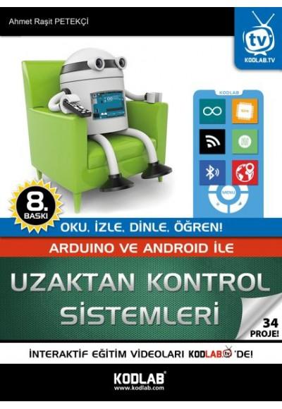 Arduino ve Android ile Uzaktan Kontrol Sistemleri 34Proje