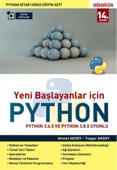 Yeni Başlayanlar İçin Python