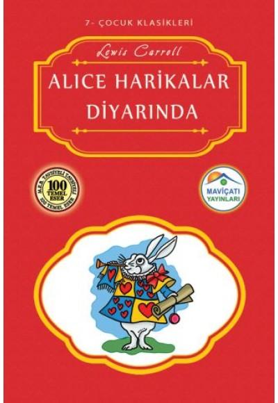 Çocuk Klasikleri 7 - Alice Harikalar Diyarında