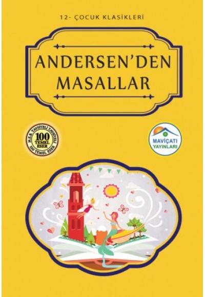 Çocuk Klasikleri 12 - Andersen'den Masallar