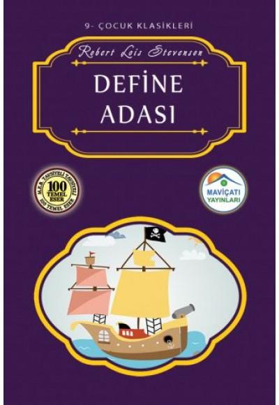 Çocuk Klasikleri 9 - Define Adası