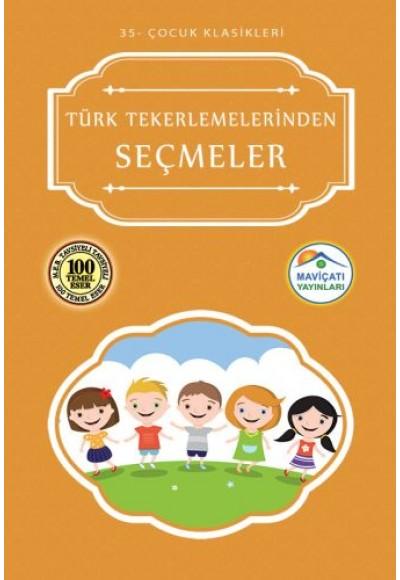 Çocuk Klasikleri 35 Türk Tekerlemelerinden Seçmeler