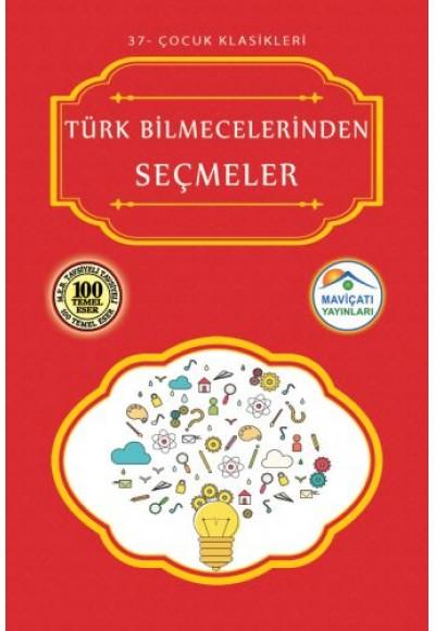 Çocuk Klasikleri 37 Türk Bilmecelerinden Seçmeler
