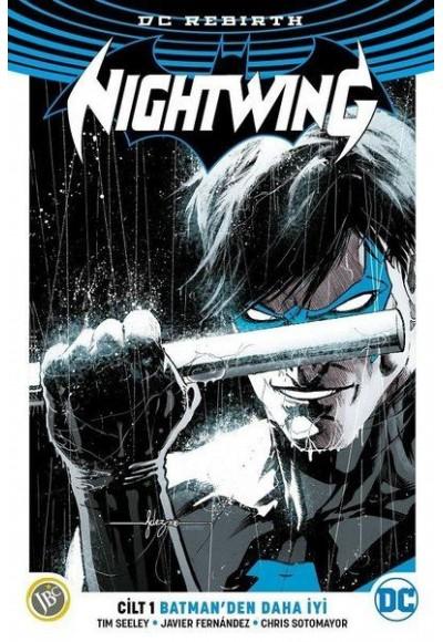 Nightwing Cilt 1 - Batman'den Daha İyi