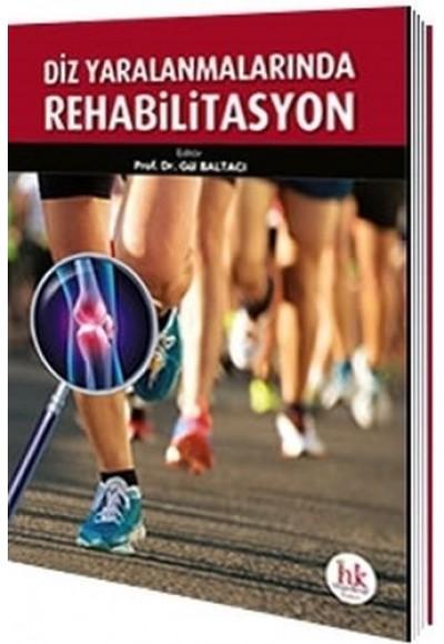 Diz Yaralanmalarında Rehabilitasyon