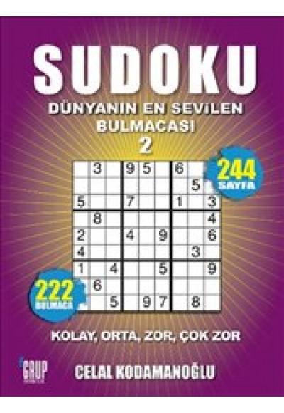 Sudoku Dünyanın En Sevilen Bulmacası 2