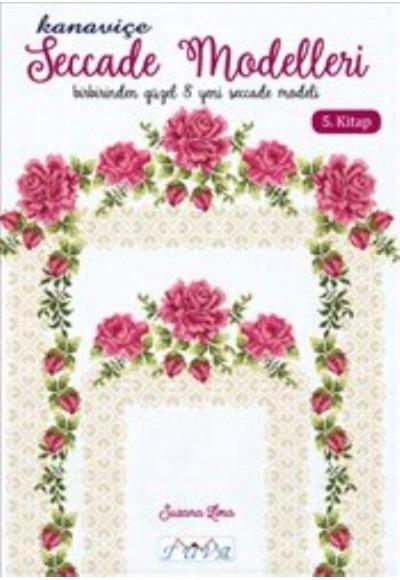 Kanaviçe Seccade Modelleri 5. Kitap