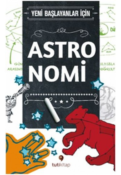 Yeni Başlayanlar İçin Astronomi