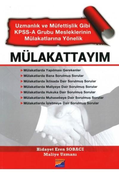 Uzmanlık ve Müfettişlik Gibi KPSS A Grubu Mesleklerinin Mülakatlarına Yönelik